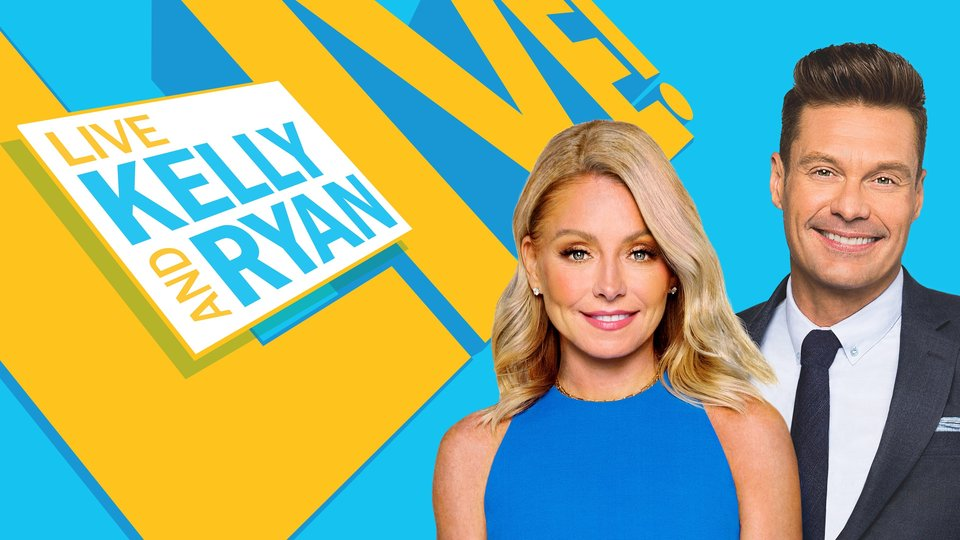 Live with Kelly and Ryan - Syndicated