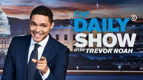 The Daily Show with Trevor Noah - Comedy Central
