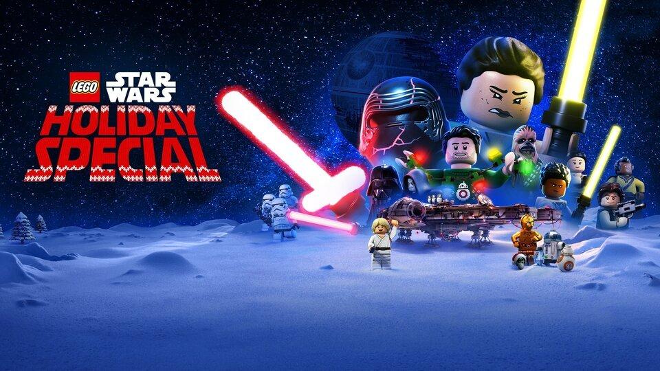 LEGO Star Wars Holiday Special (Disney+)