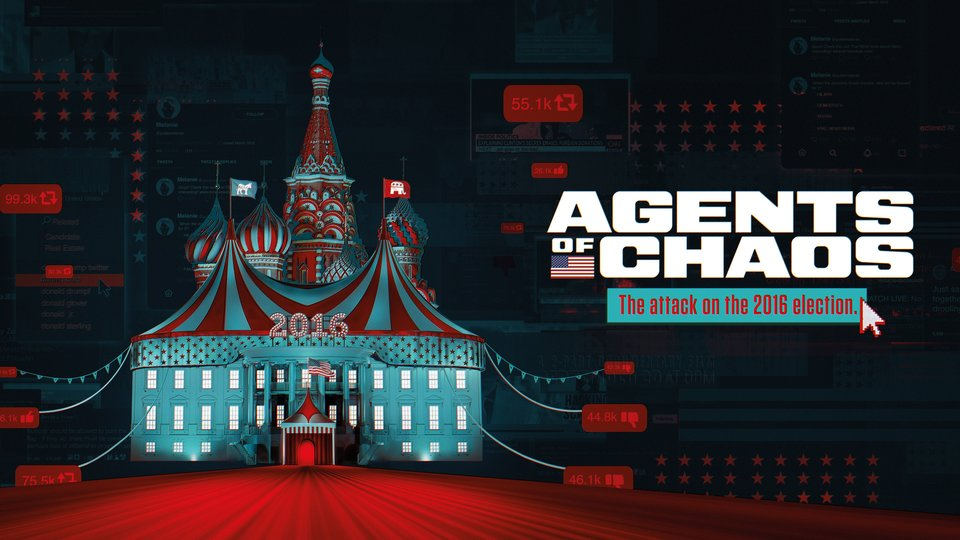 Agents of Chaos - HBO