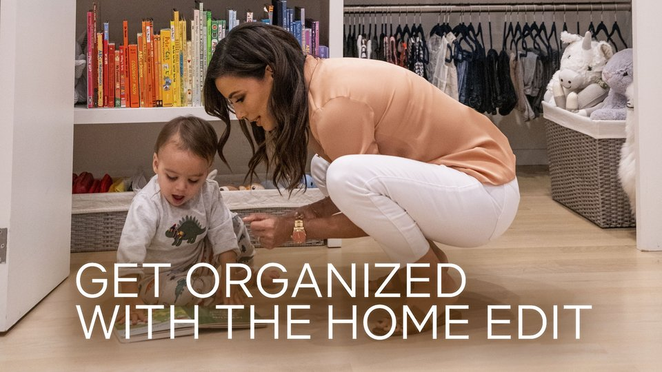 Get Organized With The Home Edit (Netflix)