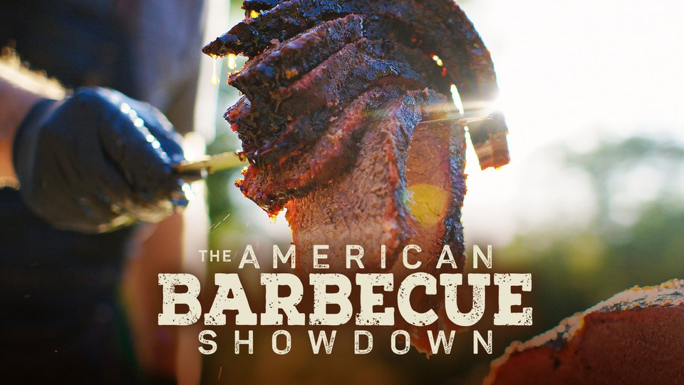 The American Barbecue Showdown - Netflix