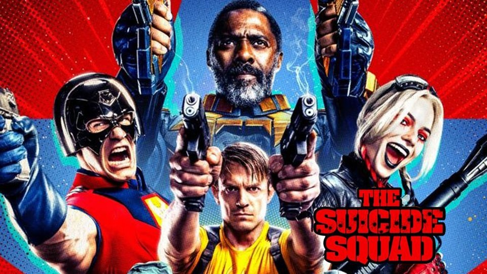 The Suicide Squad - HBO Max