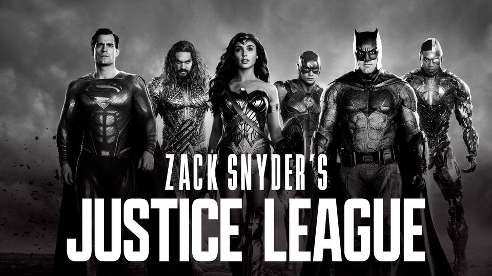Zack Snyder's Justice League - HBO Max