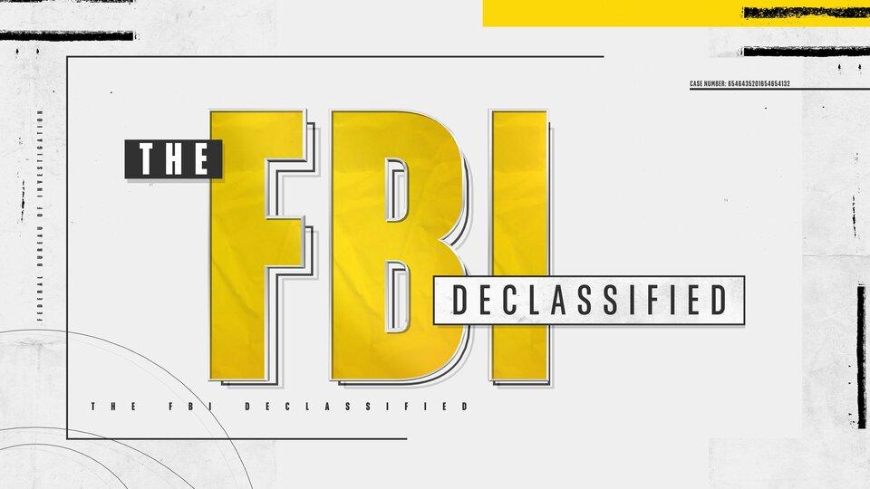 The FBI Declassified - CBS