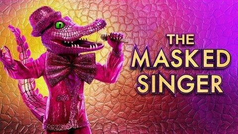 The Masked Singer Key Art