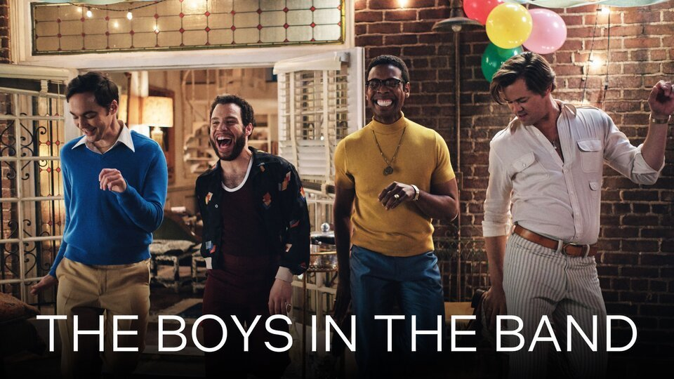 The Boys in the Band - Netflix