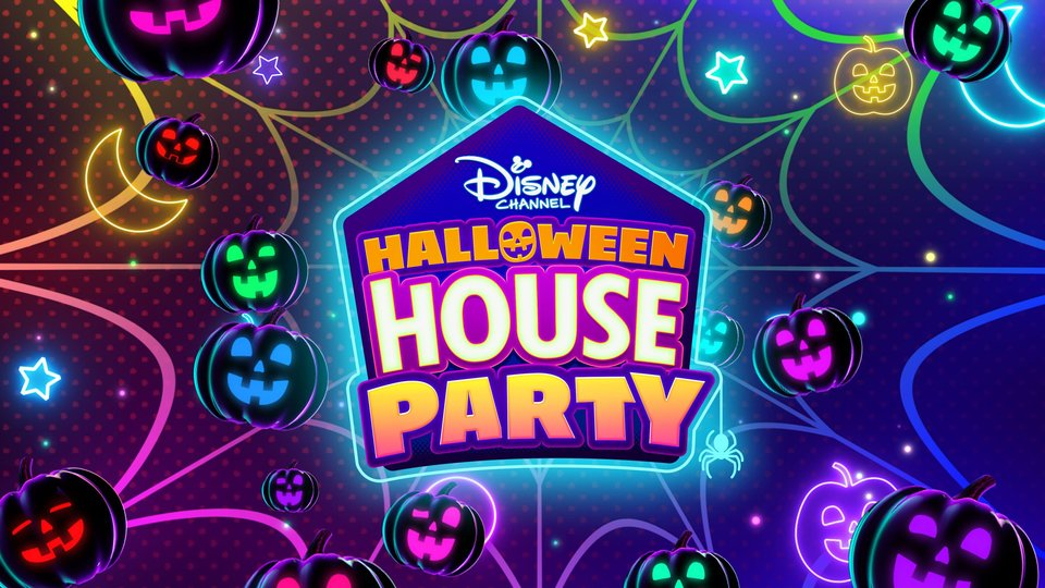 Disney Channel Halloween House Party (Disney Channel)