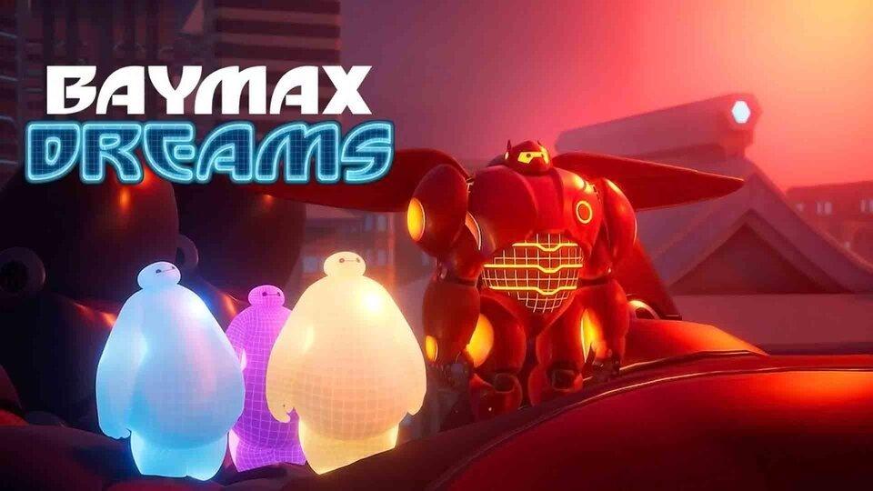 Baymax Dreams (Disney Channel)