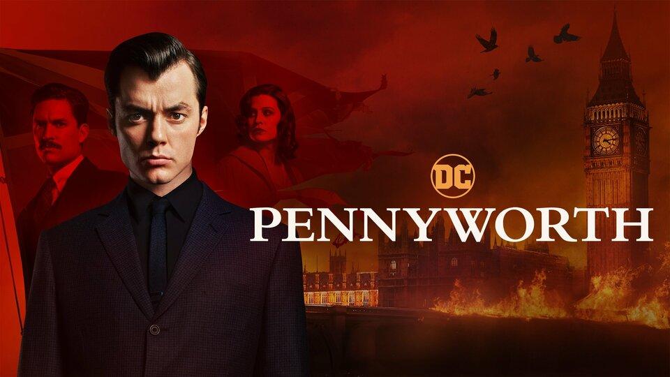 Pennyworth - HBO Max