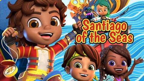 Santiago of the Seas (Nickelodeon)