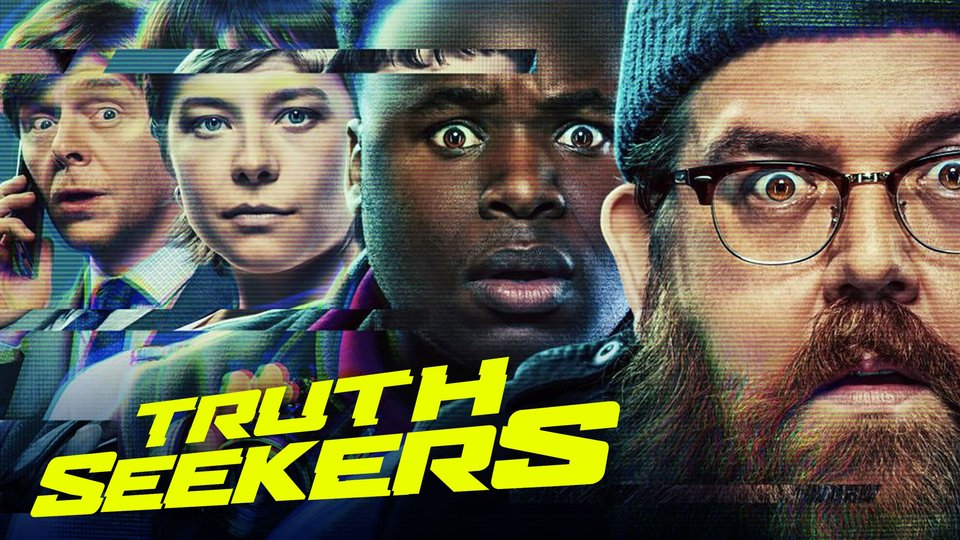 Truth Seekers - Amazon Prime Video
