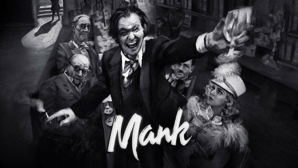 Mank - Netflix