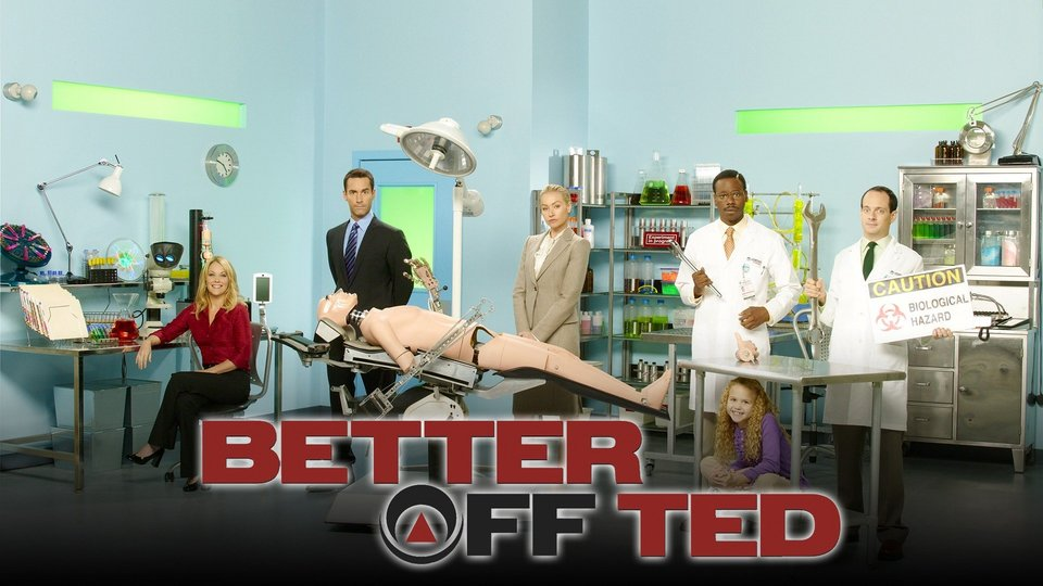 Better Off Ted - ABC