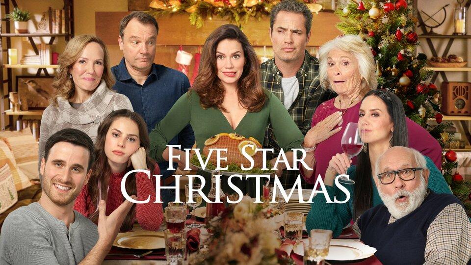 Five Star Christmas - Hallmark Channel