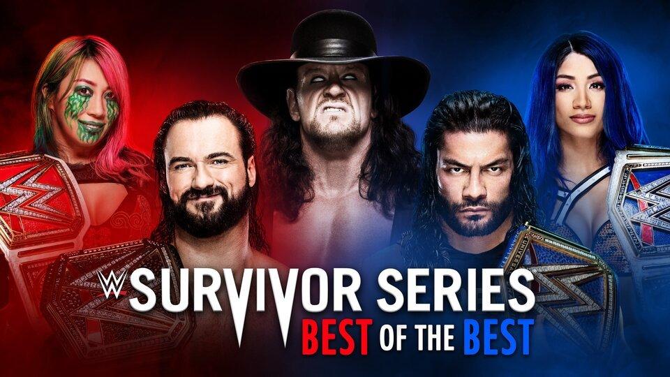 Survivor Series (WWE Network)