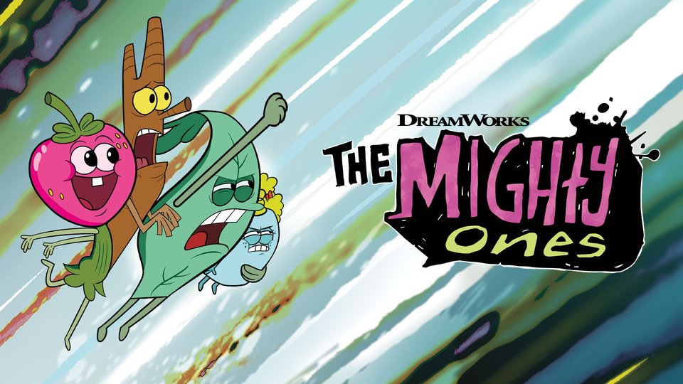 The Mighty Ones - Hulu
