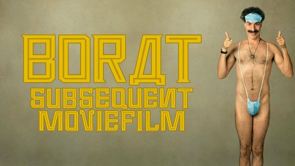 Borat Subsequent Moviefilm - Amazon Prime Video