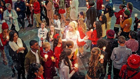 Dolly Parton's Christmas on the Square (Netflix)