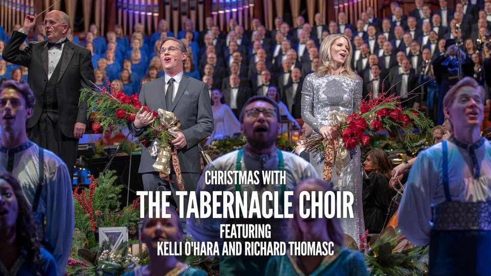Christmas With the Tabernacle Choir - PBS