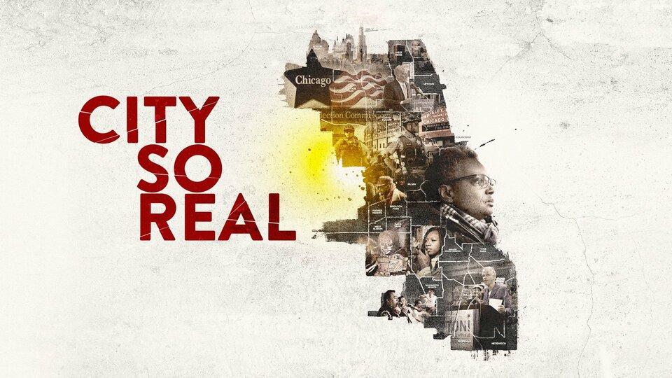 City So Real - Nat Geo