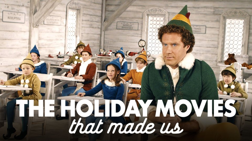 The Holiday Movies That Made Us - Netflix