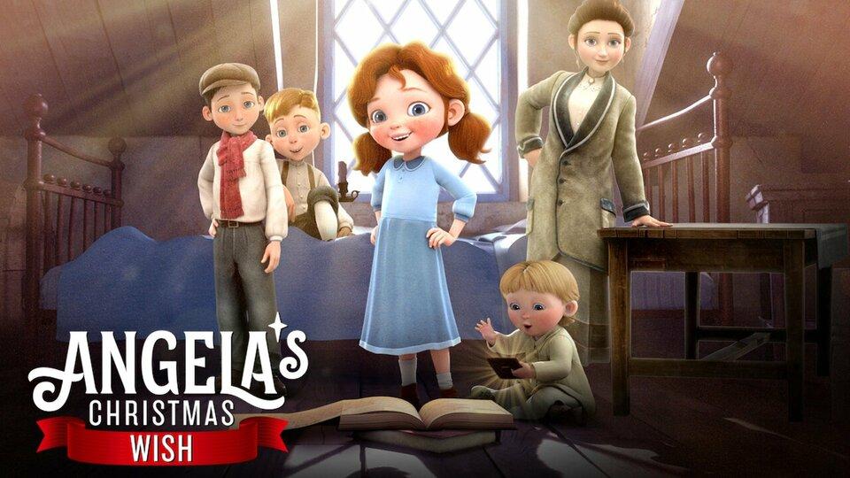 Angela's Christmas Wish - Netflix