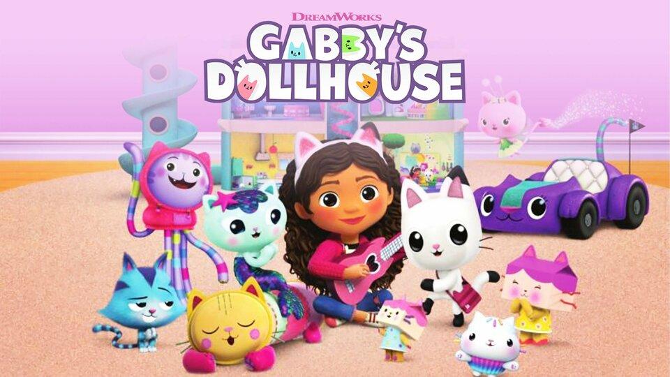 Gabby's Dollhouse - Netflix