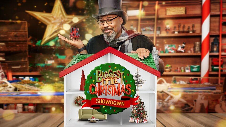 Biggest Little Christmas Showdown - HGTV
