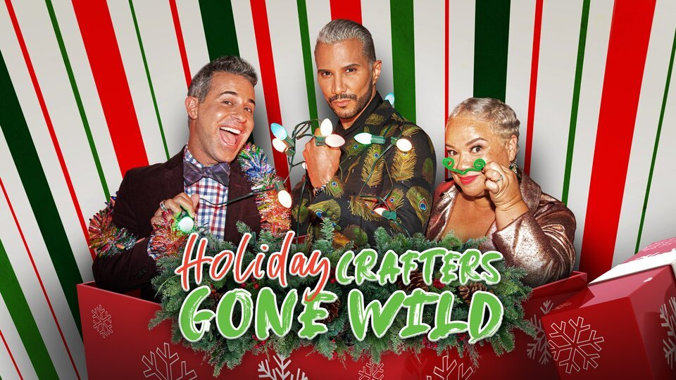 Holiday Crafters Gone Wild - HGTV