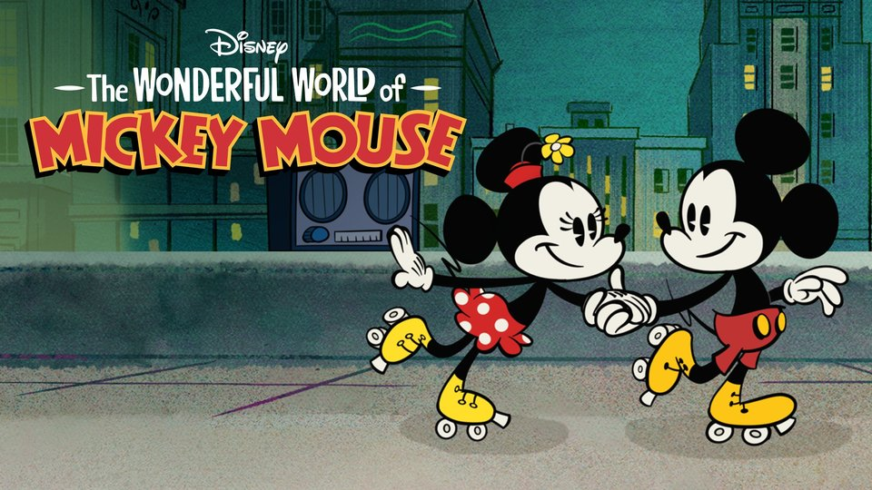 The Wonderful World of Mickey Mouse - Disney+