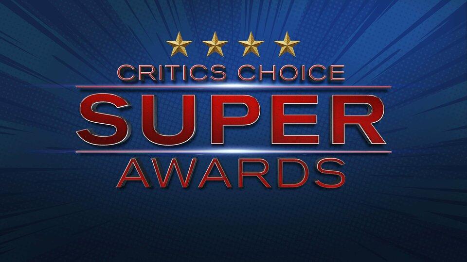 Critics' Choice Super Awards - The CW