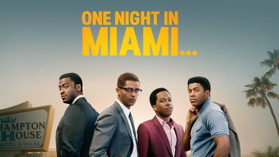 One Night in Miami (Amazon Prime Video)