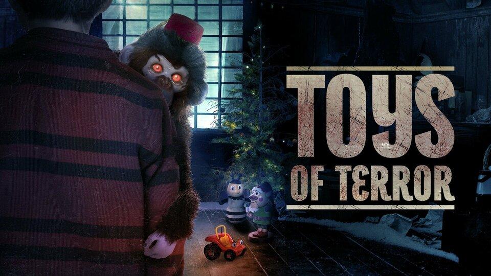 Toys of Terror - Syfy