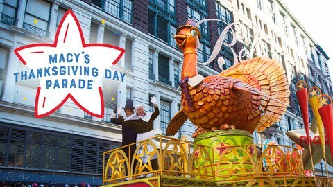 Macy's Thanksgiving Day Parade (NBC)