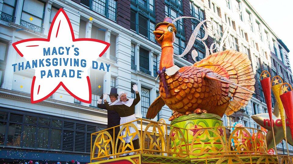 Macy's Thanksgiving Day Parade - NBC