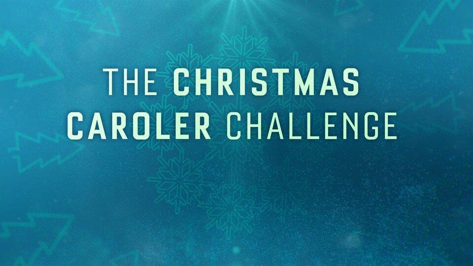 The Christmas Caroler Challenge - The CW