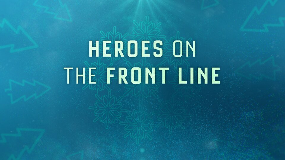 Heroes on the Front Line (The CW)