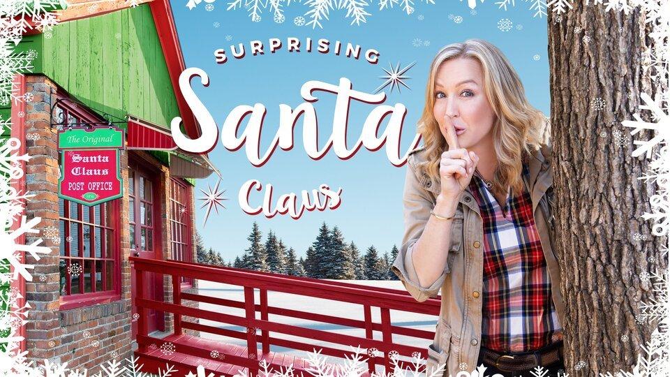 Surprising Santa Claus - HGTV