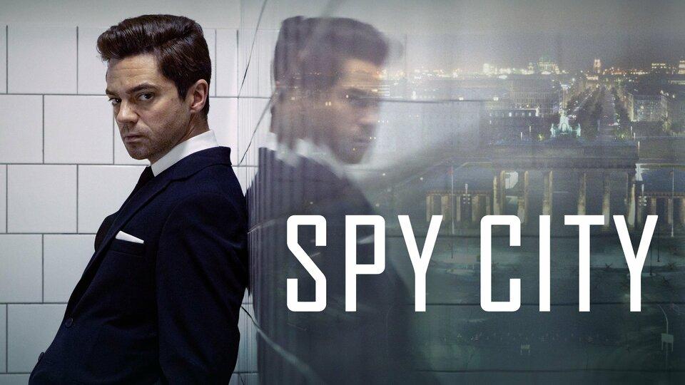 Spy City - AMC+