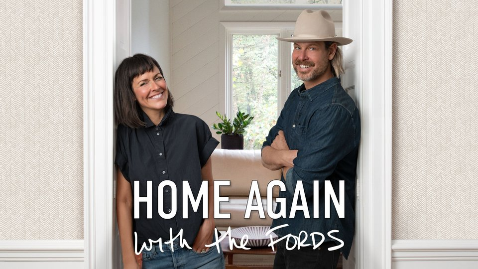 Home Again With the Fords - HGTV