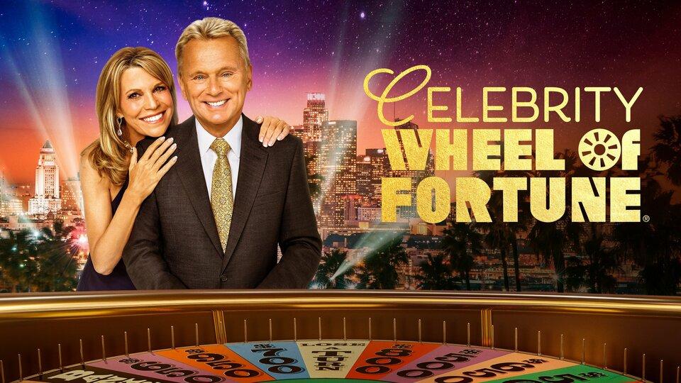 Celebrity Wheel of Fortune - ABC