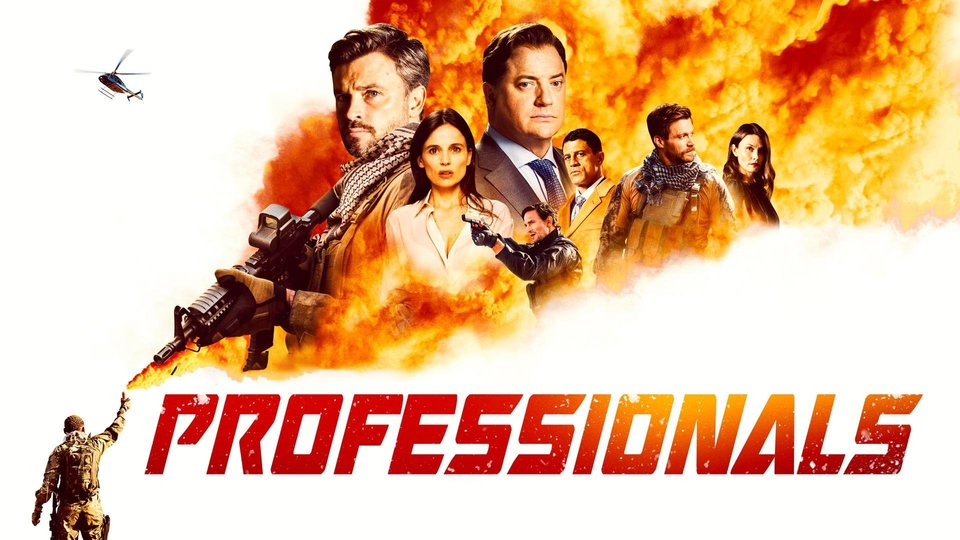 Professionals - The CW