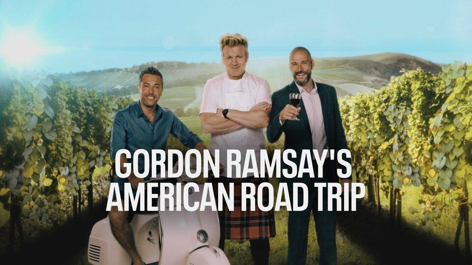 Gordon Ramsay's American Road Trip - FOX