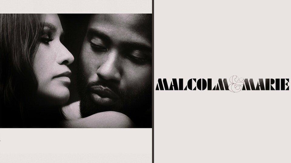 Malcolm & Marie - Netflix