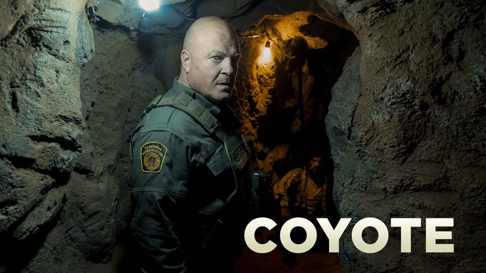 Coyote - Paramount Network
