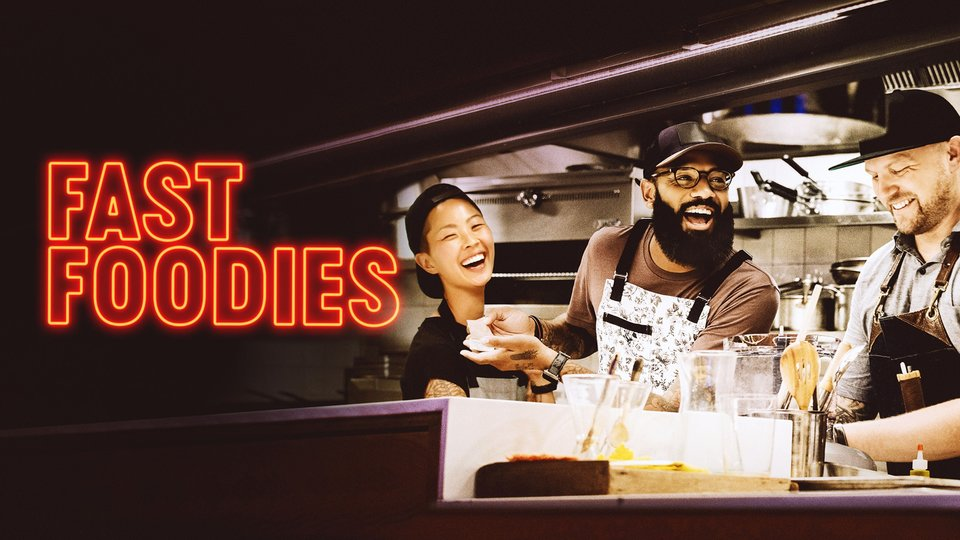 Fast Foodies - truTV
