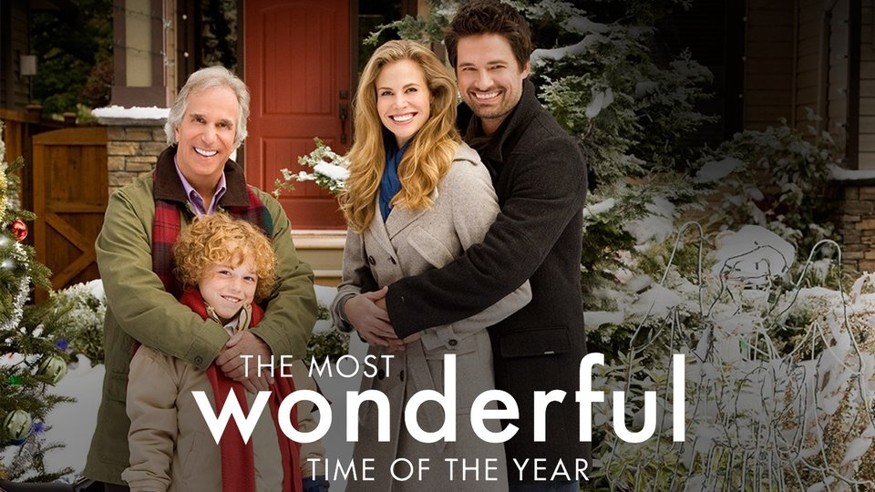 The Most Wonderful Time of the Year - Hallmark Channel