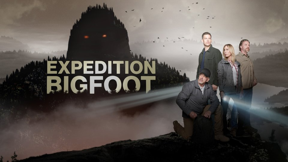 Expedition Bigfoot - Travel Channel
