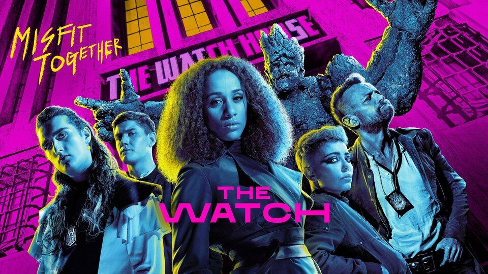 The Watch - BBC America